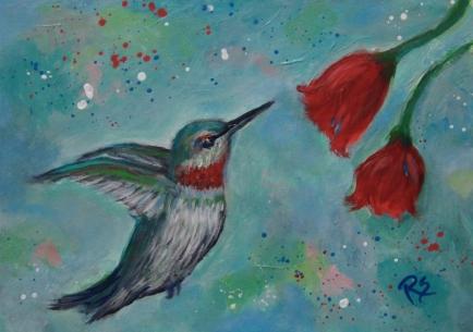 SummerHummingbird