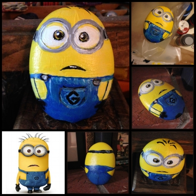 MinionRockCollage
